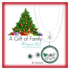 """A Gift of Family"" by paulette-matthews on Polyvore"