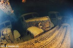 Graveyard of the Pacific: Scuba Diving Chuuk Lagoon