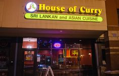 House of Curry in Rosemount (Sri Lankan and Asian)