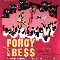 album cover designed by Alex Steinweiss, 1944