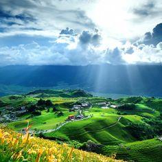 Liushishi Shan, Taiwan 六十石山