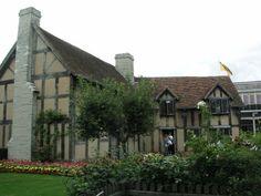 Shakespeare's house, Stratford Upon Avon : 1030921 - PicturesOfEngland.com