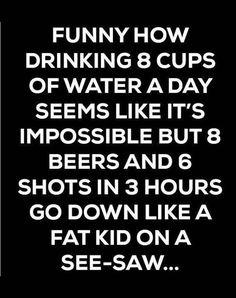 Drinking logic