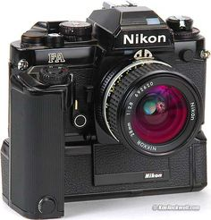 Nikon FA. Not a Leica you say? True but this was my Dad's camera and it has a special place in my heart.