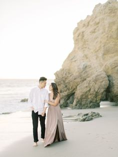 Malibu engagement session on the beach and on golden fields Engagement Session, Fields, Couple Photos, Couples, Beach, Getting To Know, Engagement, Couple Shots, The Beach