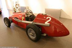 1951 Ferrari 500 F2