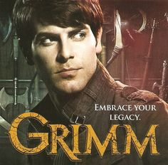 Grimm: If any one brought sexy back it was this guy! DAAAAYYYYYYYYMMMMMMM