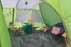 Skandika Nordland 6 Family Tent Review. Fantastic quality tent, spacious interior and fast and easy to put up. Great value, see review and pictures.