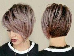 Odmładzające modne fryzury dla 35 latki