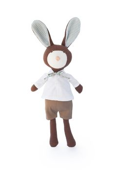Hazel Village Lucas Rabbit Doll