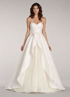 Blush Bridal has an extensive collection of wedding dresses from Blush by Hayley Paige, including the Venice style. Click here for more information!