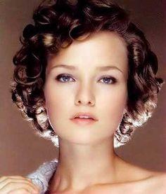 1950s-short-curly-hair.jpg (450×529)