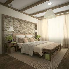 120 Awesome Farmhouse Master Bedroom Decor Ideas - Home Decor Farmhouse Master Bedroom, Master Bedroom Design, Home Decor Bedroom, Modern Bedroom, Bedroom Ideas, Diy Bedroom, Bedroom Furniture, Bedroom Setup, Bedroom Layouts