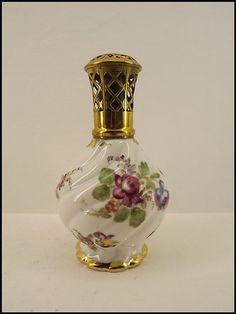 Lampe Berger Porcelaine DE Paris