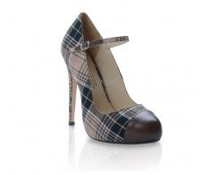 Fall 2013 | Milk & Honey | Plaid About You