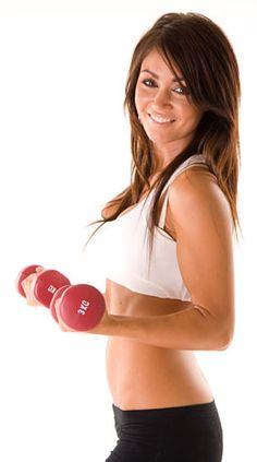 5 Key Arm Toning Exercises to Help You go Sleeveless