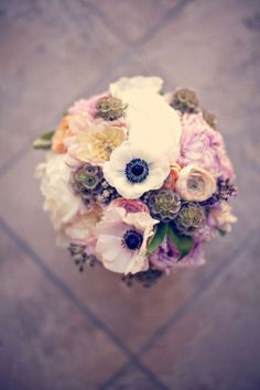 bridal flowers.