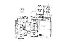 1000 images about home plans on pinterest house plans for House plans with laundry room attached to master bedroom