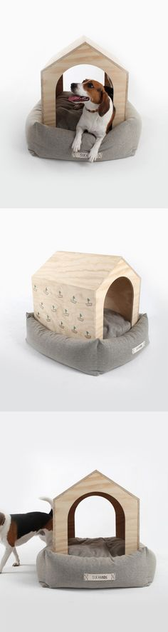 Dog House Set, by The Six Hands