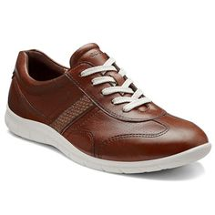 ba67976e191f00 Shop womens shoes - ECCO Babett Premium Tie at ECCO USA. These shoes from  our womens collection are perfect for women looking for casual shoes.
