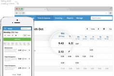 Online Invoicing Time Tracking And Project Management Software