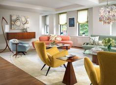 Central Park West Family Home - Amy Lau DesignAmy Lau Design