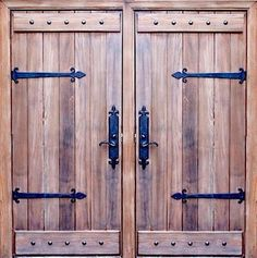 Knotty Alder Barn Wood Exterior Double Entry Doors Custom Wood Door | eBay