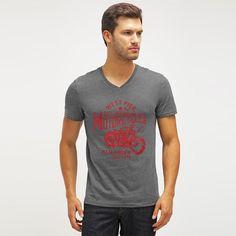 DCK West Pier Short Sleeve V-Neck Tee Shirt   #polorepublica #elo #exportleftovers