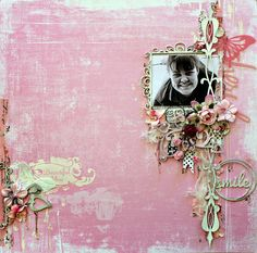 Janice Nicholls - My May Shares