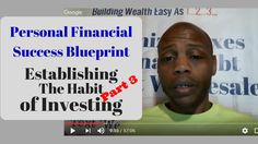 Personal Financial Success Blueprint pt 3 of 8 -  E127: Talking Money in...