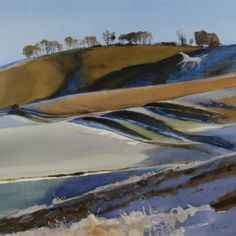 Bob Rudd - English landscape painter (born 1944)