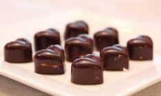 * Anettes sjokoladekonfekt med peppermynte * – TRINES MATBLOGG
