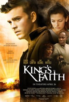 King's Faith una Película Familiar para Aprender a Tener Fe @Faith Kingsbury @InnovativeTalk