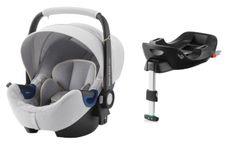 Autosedačka Britax-Römer BABY-SAFE² i-SIZE Bundle Flex - Nordic Grey 2018 Baby Safe, My Size, Baby Car Seats, Grey, Black, Gray, Black People