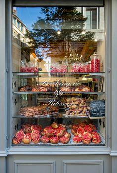 Eine Bäckerei zum Träumen in Lyon, Frankreich. #cestbon #geramont #savoirvivre