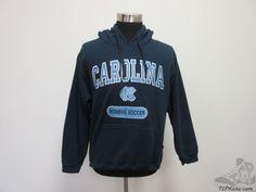 Tex UNC North Carolina Tarheels Hoody Sweatshirt sz S Small SEWN University #Tex #NorthCarolinaTarHeels  #tcpkickz
