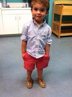 This is how my son will dress :)