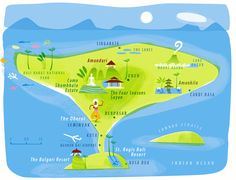 by tania willis Bali Travel, Travel Maps, Bali Baby, Bali Resort, Around The World In 80 Days, Country Maps, Map Design, Graphic Design, Travel Illustration
