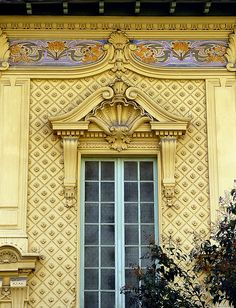 architectural detail ~ France