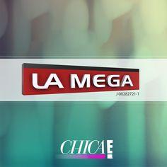 La Mega nos acompañará hoy hasta descubrir quiénes serán las 3 finalistas de Chica E! Venezuela 2013.