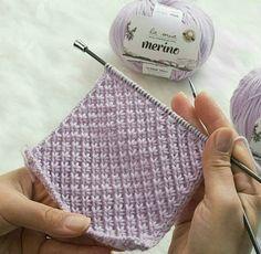 Star Knitting Pattern Making - I& Learning Knitting - Star Example . Baby Knitting Patterns, Knitting Stitches, Knitting Designs, Crochet Patterns, Stitch Patterns, Knitting Videos, Easy Knitting, Knitting Yarn, Crochet Motifs