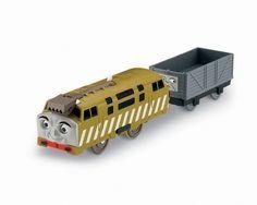Thomas & Friends Trackmaster Diesel 10