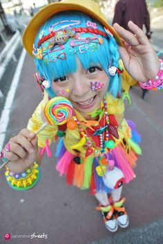 Decora #harajukufashion