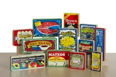 Click here for an international array of play foods in wooden blocks-Pretend Play Food Blocks - International Foods by Guide Craft: http://kiddokorner.com/play-kitchens-and-accessories/international-foods.html $27.45