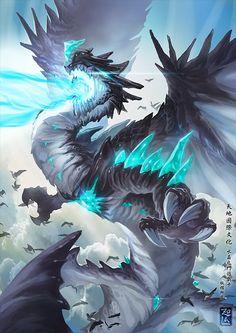 Dragon de energia