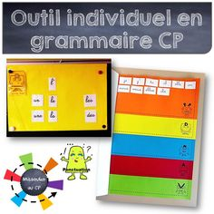 Pour les élèves de CP, l'initiation aux catégories grammaticales n'est pas simple. Voici mon nouvel outil ! Activities For Teens, Infant Activities, Educational Activities, School Organisation, French Immersion, Teaching French, French Language, New Job, Kids Learning