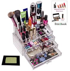 Bathroom Organization: Best Selling Model Enhanced! now with EXTRA TOP 5th DRAWER
