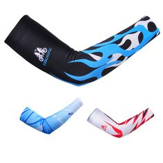 Unisex Cooling Arm Sleeves Koi Fish UV Sun Protection Arm Perfect for Outdoor Activities Skin Protection 1 Pair