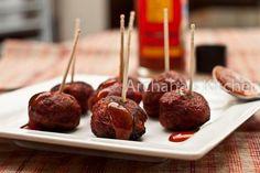 Sweet Potato and Beet Balls | KitchenDaily.com