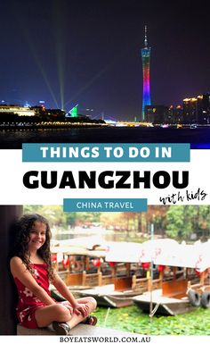 There are a ton of fun things to do in Guangzhou with kids - espeically during this time of year! Discover all the top places to go, what to eat, and more! I where to go in China I Chinese New Year vacation I places to go in China I things to do in China I China travel I family travel in China I how to celebrate Chinese New Year in Guangzhou I #China #Guangzhou #familytravel